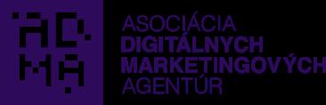 Asociácia digitálnych marketingových agentúr - logo