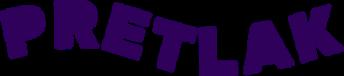 pretlak - logo